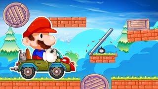 Juegos de Carros para Niños - La Carrera de Mario Car Run