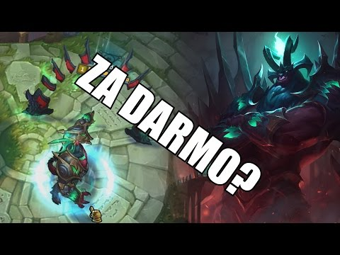 SKIN DO NOWEGO GALIO?! (League of Legends)