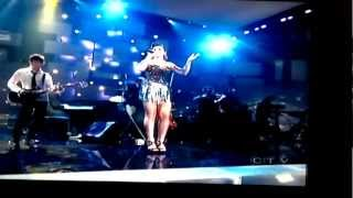Dragonette, Alyssa Reid, JRDN, Mia Martina, Anjulie - Mixed Tape Medley at 2012 Juno Awards