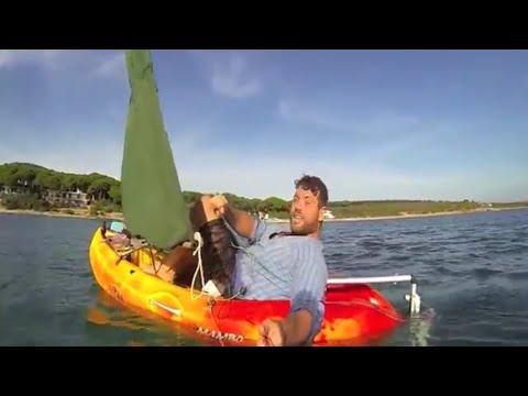 Canoa a Vela - Fai da Te