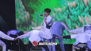 [KCON 2018 NY] 180623 Stray Kids (스트레이 키즈) - Stray Kids Cut  @ Prudential Center