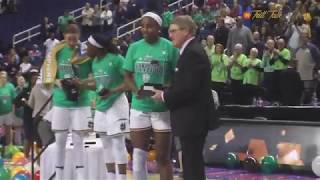ACC all Tournament and MOP awards