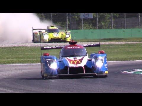 Monza Test Day 2/5/2019-Dallara P217,Ligier JSP217,Norma M30 & More