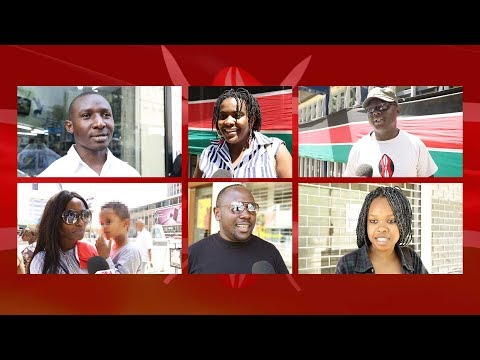 Citizens share visions of unity, transparency as Kenya marks 54 years of independence