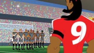 S2E2 - Training Trap!   SupaStrikas Soccer kids cartoons   #soccer #football #supastrikas