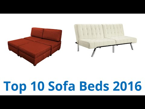 10 Best Sofa Beds 2016