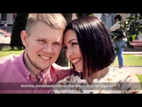 #happinessunlimited - Ulyana and Vitaliy story