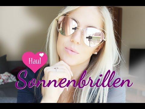 Sonnenbrillen Haul 🌸 | BelleLu