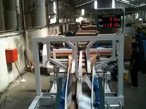 Automatic Carton Folder Gluing Machine