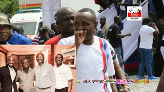A Leading NPP member in Germany B.l.a.s.ts John Boadu  & Co for ignoring Kenn Agyapong