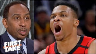Stephen A. explains why the Rockets don't fear the Lakers like the Warriors' dynasty   First Take