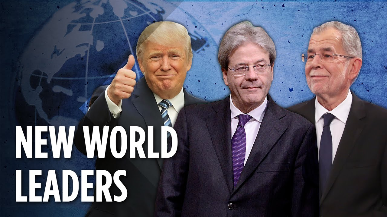 Who Will Lead The Western World In 2017? thumbnail