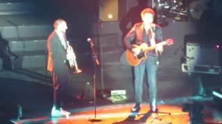 Ibrahim Maalouf & -M- 'Waiting/La Bonne Etoile' - Live @ AccorHotels Arena, Paris - 14/12/2016 [High Quality Mp3]