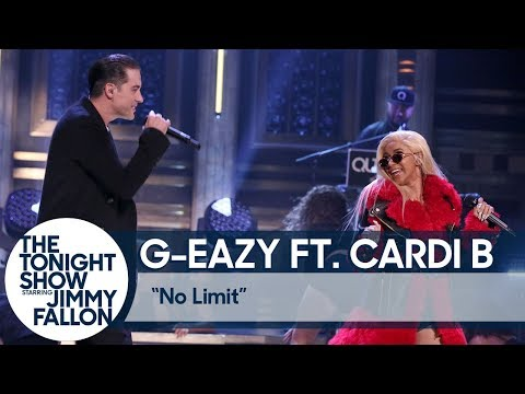 G-Eazy ft. Cardi B: No Limit