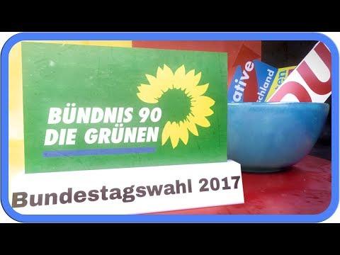 Die Grünen erklärt   Bundestagswahl 2017