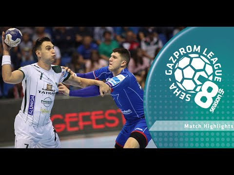 Match Highlights: Meshkov Brest vs Tatran Presov