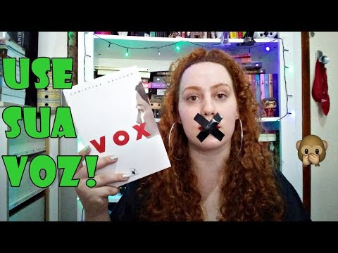 VOX, Christina Dalcher | Baú Literário