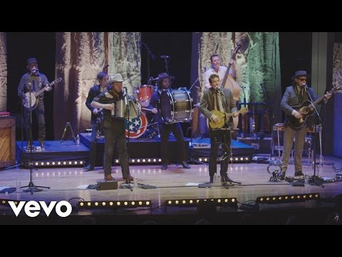 CMA Theater  - Old Crow Medicine Show - Rainy Day Women #12 & 35