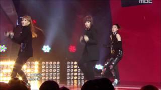 2NE1 - I am the Best, 투애니원 - 내가 제일 잘나가, Music Core 20110702