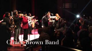 Chuck Brown Band At Bethesda Jazz & Blues Supper Club