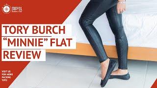 Tory Burch MINNIE Ballet Flats Review