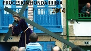 preview picture of video 'Procesion hondarribia 2014'