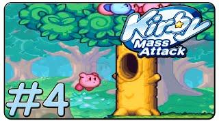 Kirby Mass Attack 100% Walkthrough Part 4