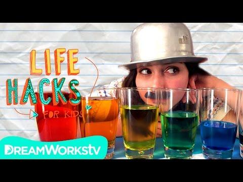 Crazy Cup Hacks   LIFE HACKS FOR KIDS