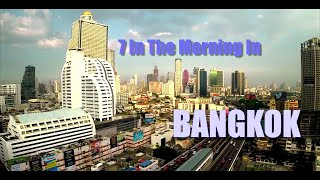 preview picture of video 'Aerial view of Bangkok (play it on 720p or 1080p in setting down right )'