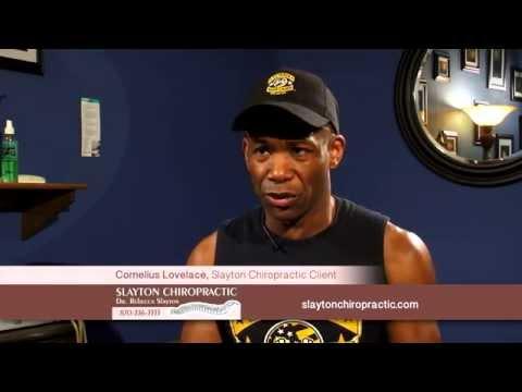 Slayton Chiropractic Testimonial
