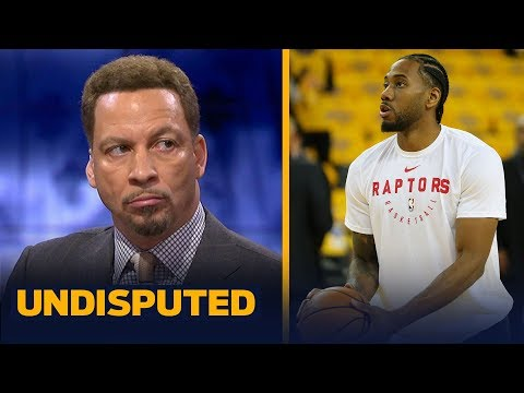 Chris Broussard strongly believes Kawhi Leonard will end up a Los Angeles Lakers | NBA | UNDISPUTED