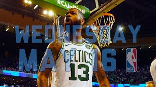 NBA Daily Show: May 16 - The Starters - Video Youtube