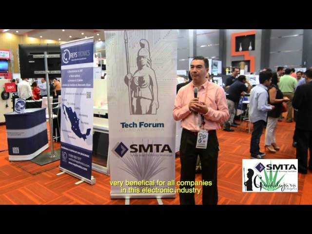 The 2015 SMTA Guadalajara Expo and Tech Forum was a huge success. This video shows you the highlights of the show