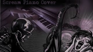 Avenged Sevenfold - Scream - Piano Cover
