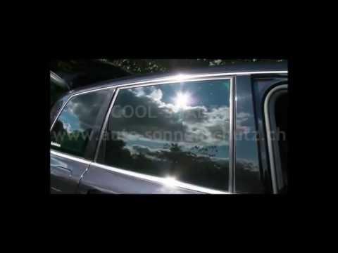COOL-SHADES Auto Sonnenschutznetz System