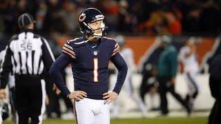 Every Cody Parkey Missed Kick of The 2018-19 Season