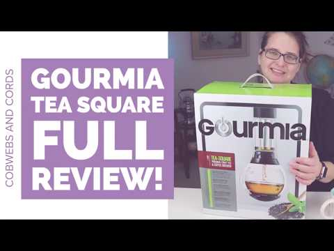 Gourmia Tea Square: FULL REVIEW + TESTING (tea and coffee)!