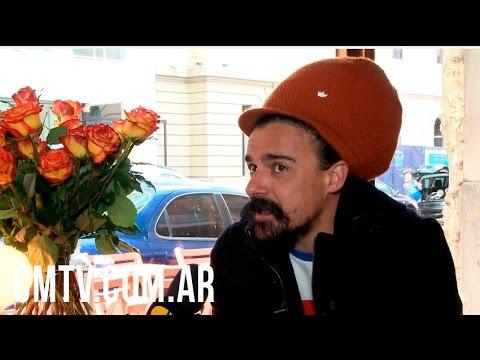 Dread Mar I video Entrevista Show 10 años - Septiembre 2015