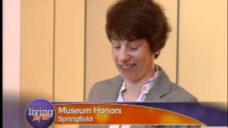 preview picture of video 'Springfield museum named a Smithsonian affiliate'