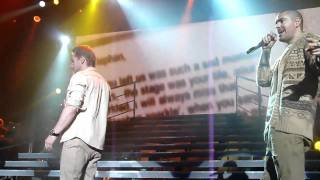 BOYZONE ONE MORE SONG CASTLEBAR 17TH MARCH 2011