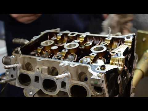 Разбор двигателя 1KR