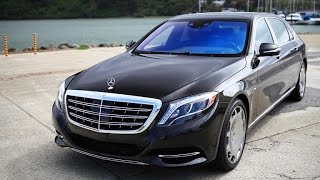On The Road: 2016 Mercedes Maybach S600
