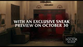 STEPHEN KING'S DOCTOR SLEEP - Early Access Screenings with Fandango on Oct 30!