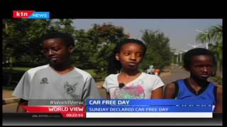 World View: Rwanda celebrates Car Free Day - 06/04/2017