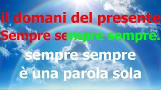 Andrea Bocelli - Sempre Sempre - KARAOKE