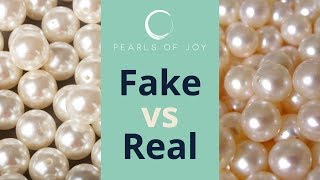 Fake Vs. Real Pearls (Easy 5 sec. Test)