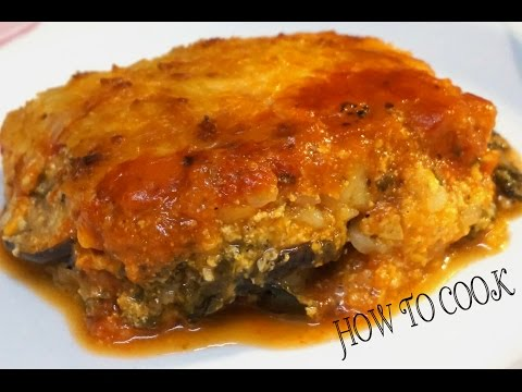 EASY VEGETABLE LASAGNA RECIPE   HOW TO MAKE FRESH VEGAN VEGETABLE LASAGNA RECIPE 2016