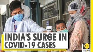 95,735 COVID-19 cases recorded in last 24-hours | India coronavirus