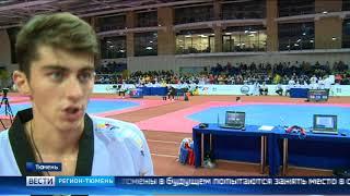 Победители первенства России по тхэквондо а Тюмени поедут на Кипр