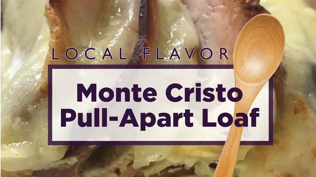 Monte Cristo Pull-Apart Loaf